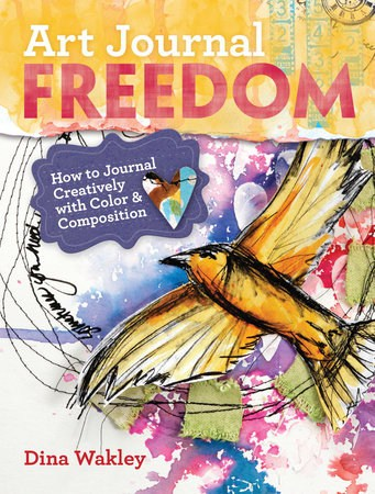 book cover art journal freedom