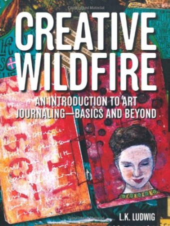 book cover creative wildfire