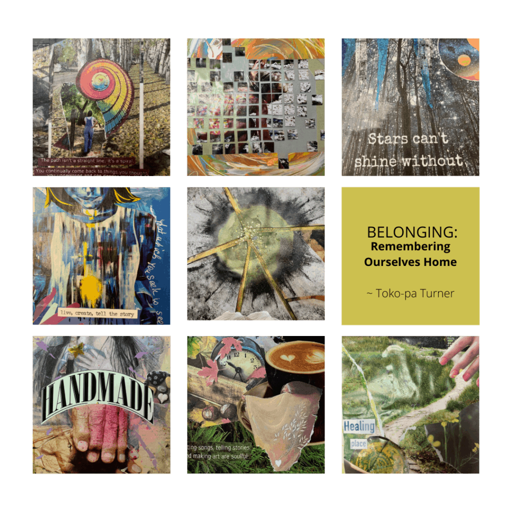 Belonging Collage SW
