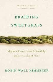 Braiding Sweetgrass Cover